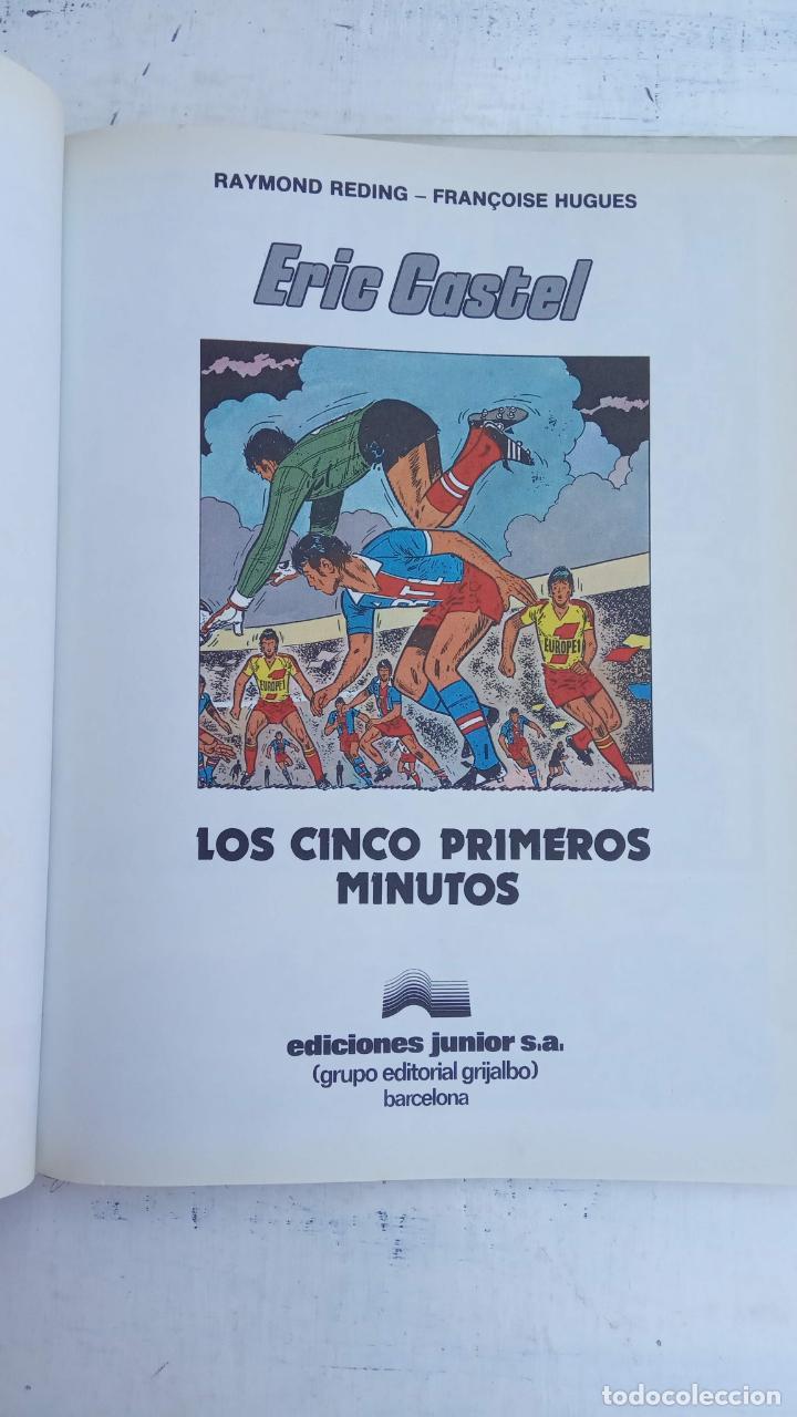 Cómics: ERIC CASTEL EN CASTELLANO Y NUEVOS - NºS 1,3,6,7,8,9,10,11,12,13,14,15 ÚLTIMO DE ESTA SERIE - GRIJAL - Foto 69 - 211483702