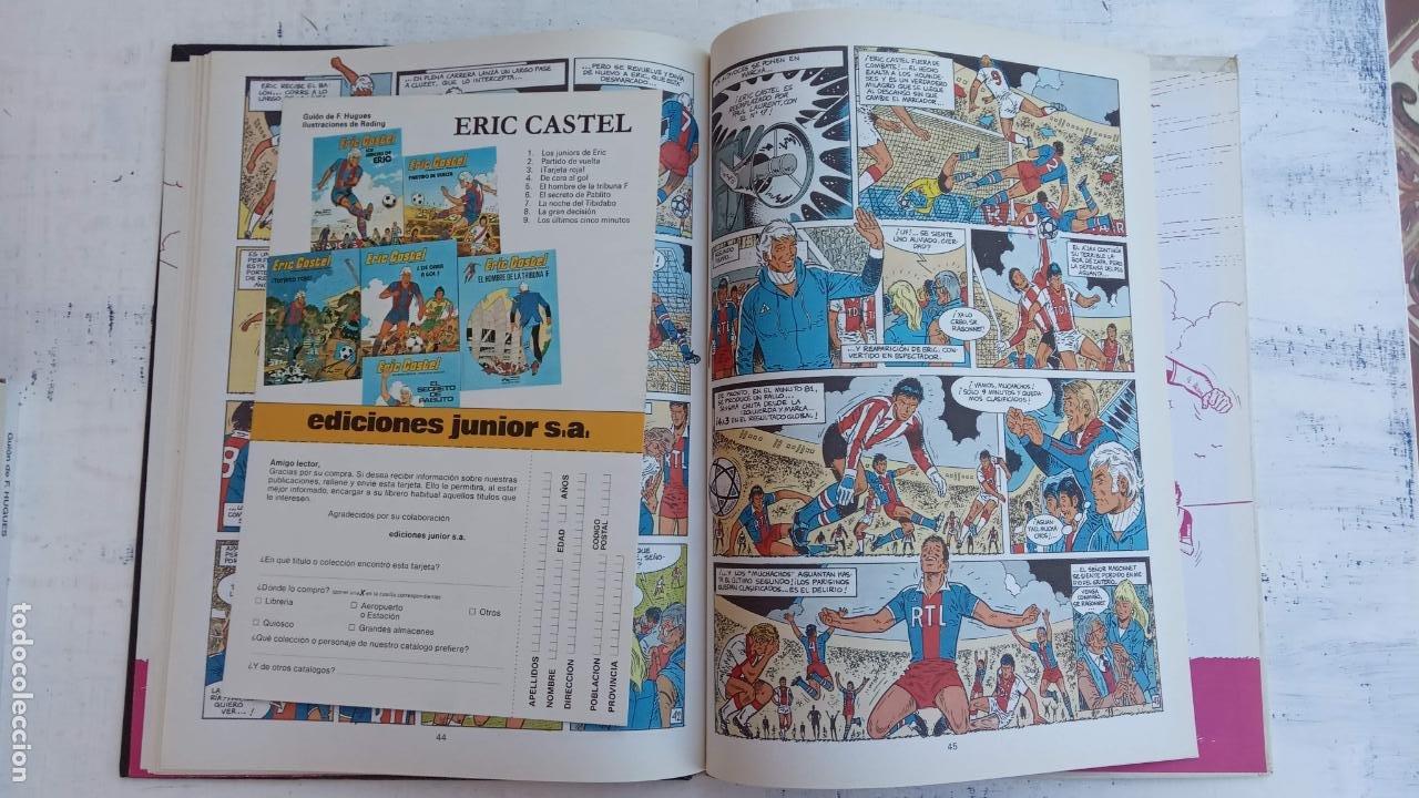 Cómics: ERIC CASTEL EN CASTELLANO Y NUEVOS - NºS 1,3,6,7,8,9,10,11,12,13,14,15 ÚLTIMO DE ESTA SERIE - GRIJAL - Foto 74 - 211483702