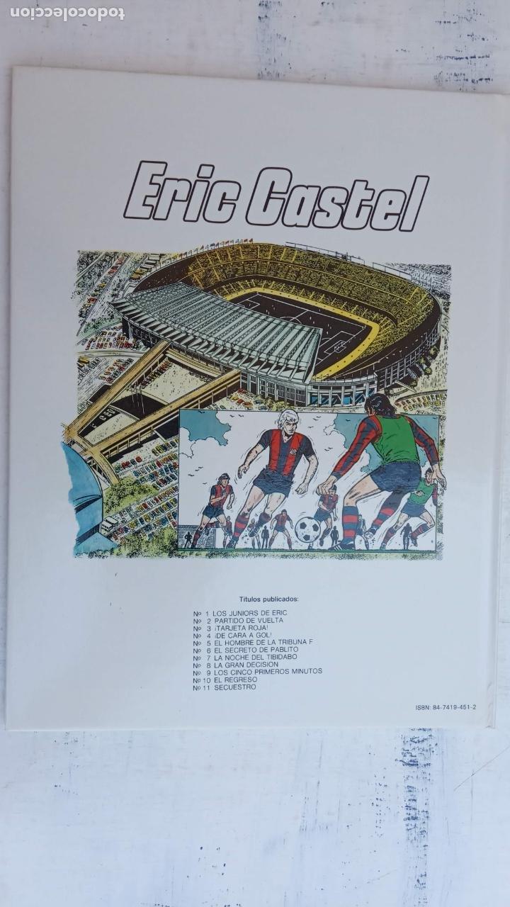 Cómics: ERIC CASTEL EN CASTELLANO Y NUEVOS - NºS 1,3,6,7,8,9,10,11,12,13,14,15 ÚLTIMO DE ESTA SERIE - GRIJAL - Foto 76 - 211483702