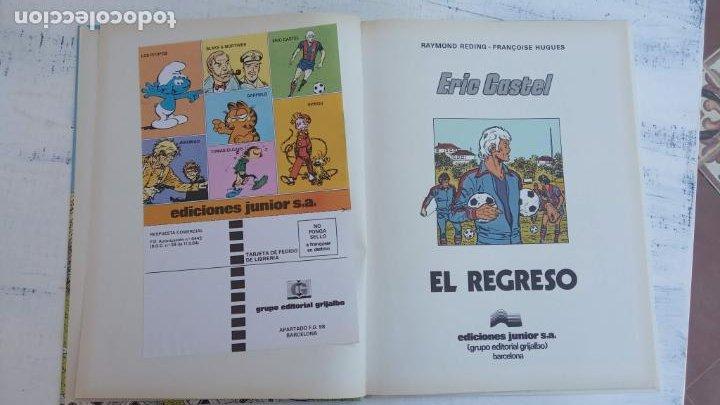 Cómics: ERIC CASTEL EN CASTELLANO Y NUEVOS - NºS 1,3,6,7,8,9,10,11,12,13,14,15 ÚLTIMO DE ESTA SERIE - GRIJAL - Foto 79 - 211483702