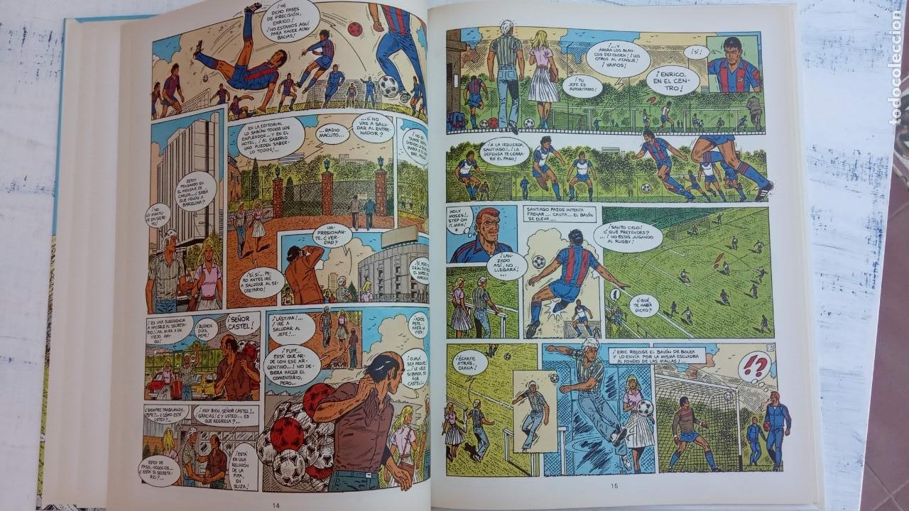 Cómics: ERIC CASTEL EN CASTELLANO Y NUEVOS - NºS 1,3,6,7,8,9,10,11,12,13,14,15 ÚLTIMO DE ESTA SERIE - GRIJAL - Foto 81 - 211483702