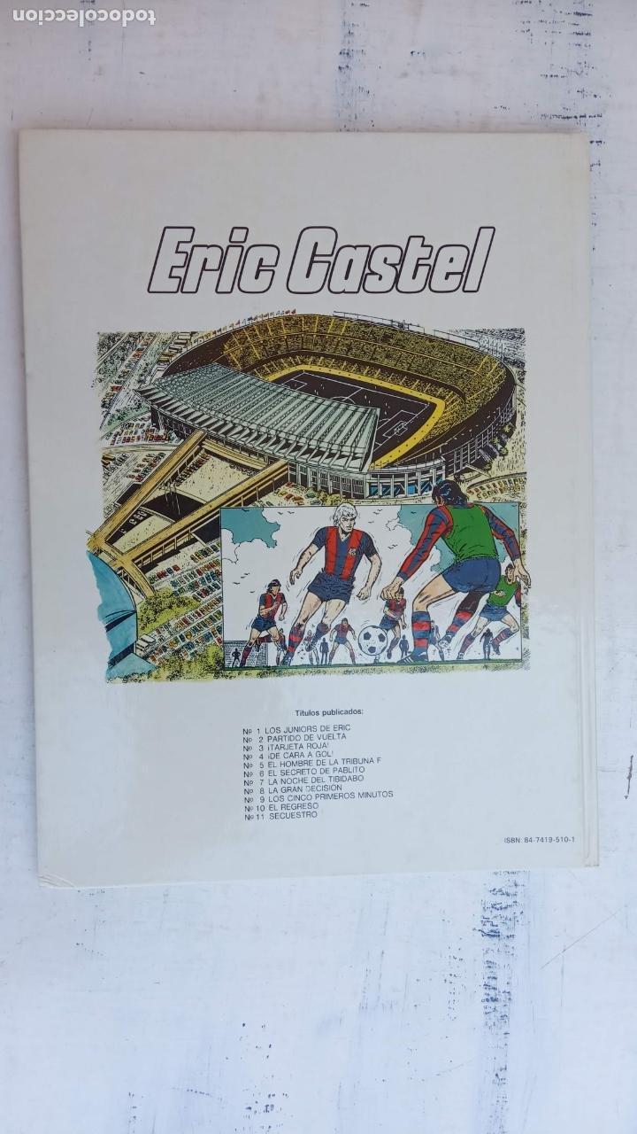 Cómics: ERIC CASTEL EN CASTELLANO Y NUEVOS - NºS 1,3,6,7,8,9,10,11,12,13,14,15 ÚLTIMO DE ESTA SERIE - GRIJAL - Foto 85 - 211483702