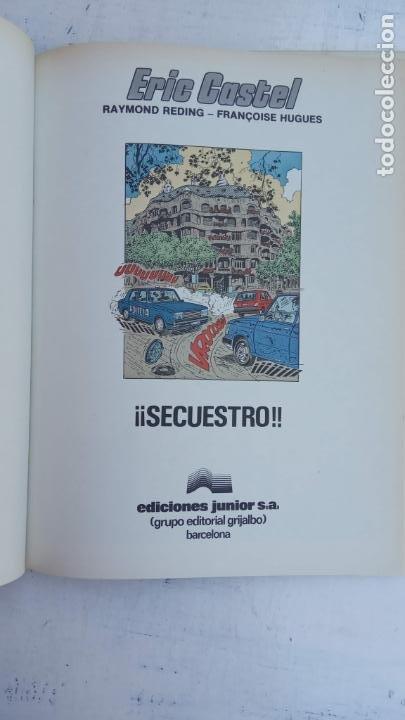 Cómics: ERIC CASTEL EN CASTELLANO Y NUEVOS - NºS 1,3,6,7,8,9,10,11,12,13,14,15 ÚLTIMO DE ESTA SERIE - GRIJAL - Foto 90 - 211483702
