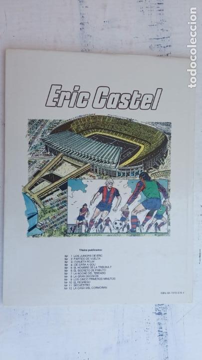 Cómics: ERIC CASTEL EN CASTELLANO Y NUEVOS - NºS 1,3,6,7,8,9,10,11,12,13,14,15 ÚLTIMO DE ESTA SERIE - GRIJAL - Foto 97 - 211483702