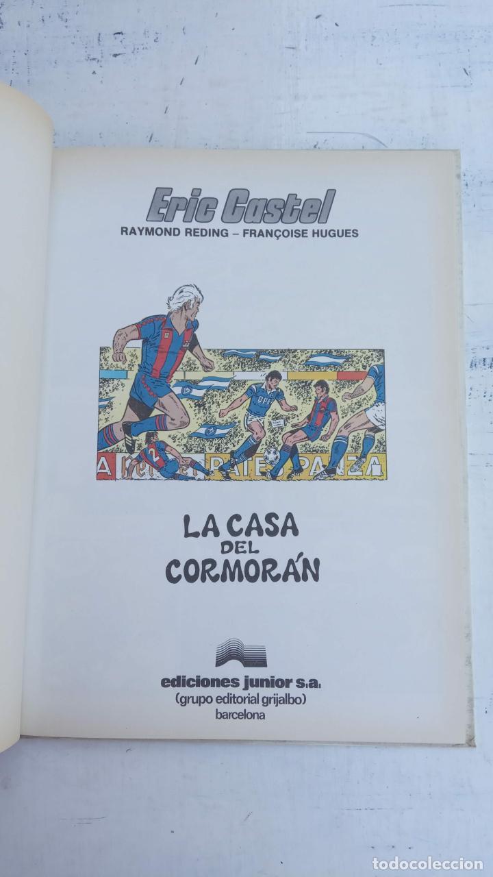 Cómics: ERIC CASTEL EN CASTELLANO Y NUEVOS - NºS 1,3,6,7,8,9,10,11,12,13,14,15 ÚLTIMO DE ESTA SERIE - GRIJAL - Foto 100 - 211483702