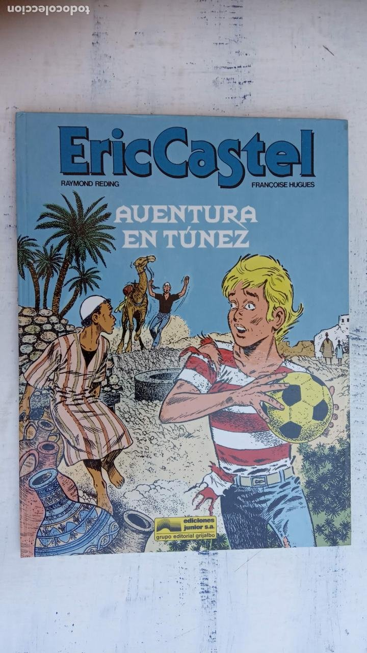 Cómics: ERIC CASTEL EN CASTELLANO Y NUEVOS - NºS 1,3,6,7,8,9,10,11,12,13,14,15 ÚLTIMO DE ESTA SERIE - GRIJAL - Foto 118 - 211483702