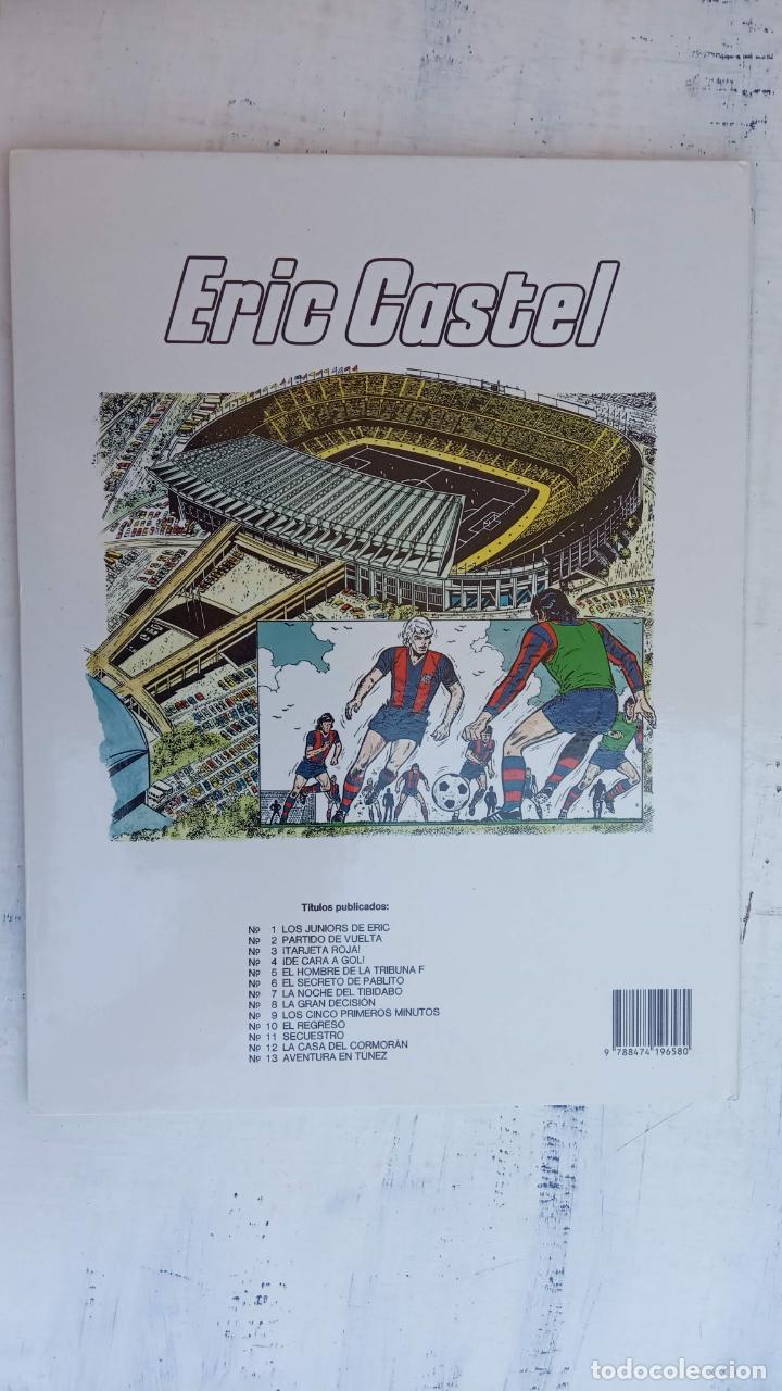 Cómics: ERIC CASTEL EN CASTELLANO Y NUEVOS - NºS 1,3,6,7,8,9,10,11,12,13,14,15 ÚLTIMO DE ESTA SERIE - GRIJAL - Foto 121 - 211483702