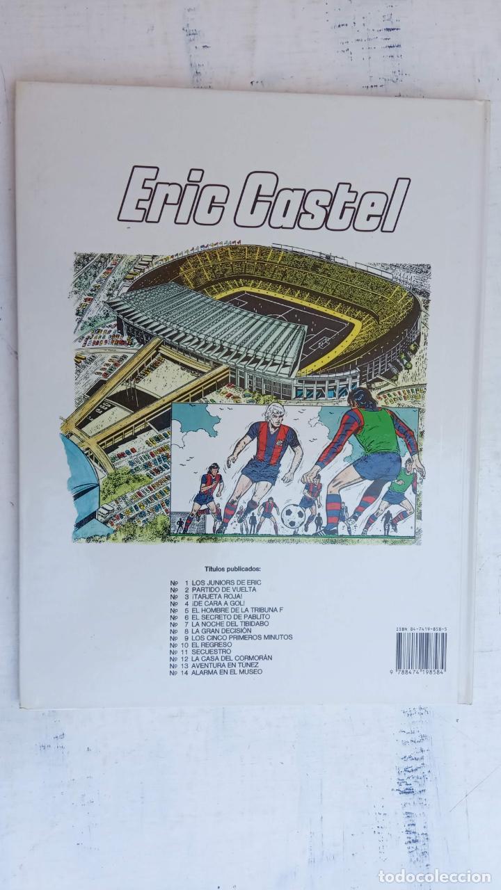 Cómics: ERIC CASTEL EN CASTELLANO Y NUEVOS - NºS 1,3,6,7,8,9,10,11,12,13,14,15 ÚLTIMO DE ESTA SERIE - GRIJAL - Foto 131 - 211483702