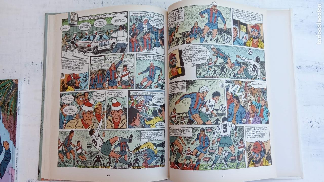 Cómics: ERIC CASTEL EN CASTELLANO Y NUEVOS - NºS 1,3,6,7,8,9,10,11,12,13,14,15 ÚLTIMO DE ESTA SERIE - GRIJAL - Foto 136 - 211483702