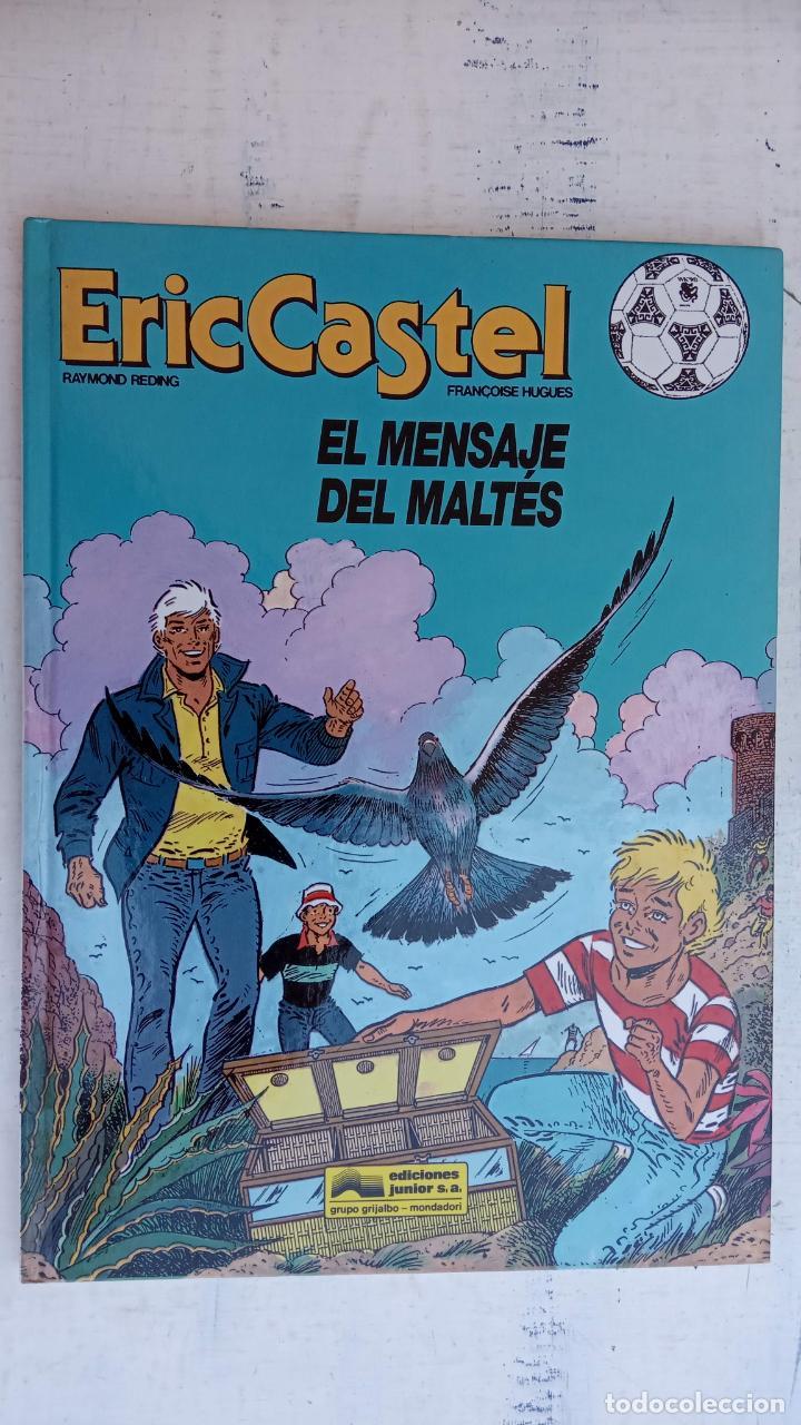 Cómics: ERIC CASTEL EN CASTELLANO Y NUEVOS - NºS 1,3,6,7,8,9,10,11,12,13,14,15 ÚLTIMO DE ESTA SERIE - GRIJAL - Foto 139 - 211483702