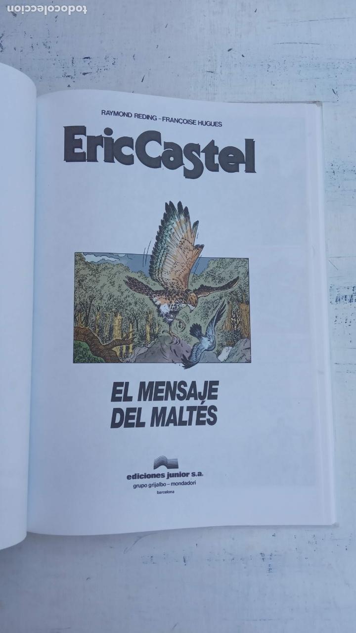 Cómics: ERIC CASTEL EN CASTELLANO Y NUEVOS - NºS 1,3,6,7,8,9,10,11,12,13,14,15 ÚLTIMO DE ESTA SERIE - GRIJAL - Foto 143 - 211483702