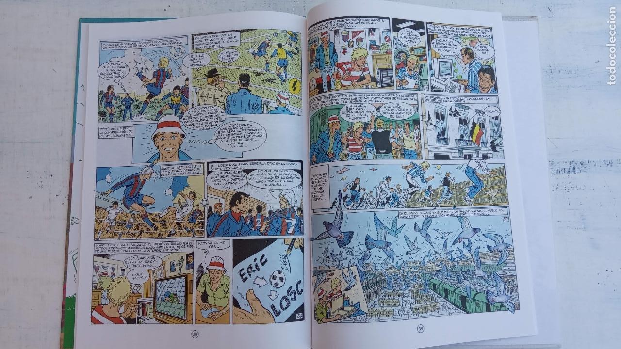 Cómics: ERIC CASTEL EN CASTELLANO Y NUEVOS - NºS 1,3,6,7,8,9,10,11,12,13,14,15 ÚLTIMO DE ESTA SERIE - GRIJAL - Foto 150 - 211483702