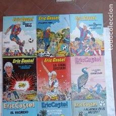 Cómics: ERIC CASTEL EN CASTELLANO Y NUEVOS - NºS 1,3,6,7,8,9,10,11,12,13,14,15 ÚLTIMO DE ESTA SERIE - GRIJAL. Lote 211483702