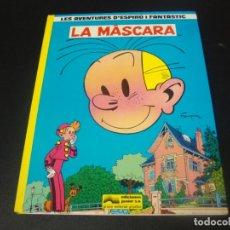 Cómics: LES AVENTURES D'ESPIRU I FANTASTIC LA MASCARA. Lote 211500464