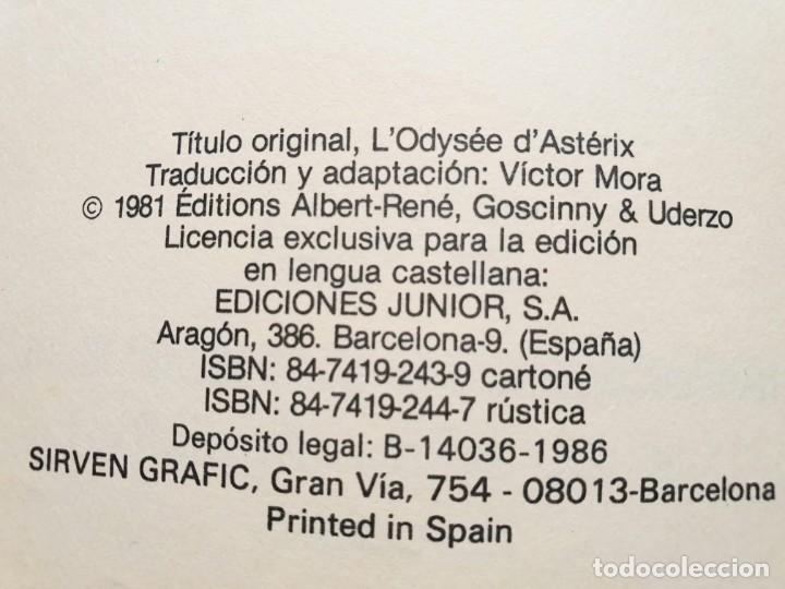 Cómics: LA ODISEA DE ASTERIX - Foto 2 - 203456508