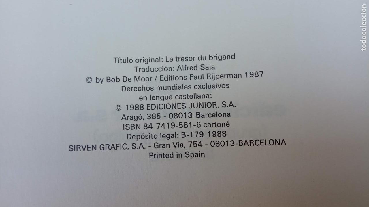 Cómics: BOB DE MOOR - LAS AVENTURAS DE OSCAR Y JULIAN NºS 1 Y 2 - NUEVOS 1ª EDICIÓN 1988 GRIJALBO - Foto 12 - 211515336