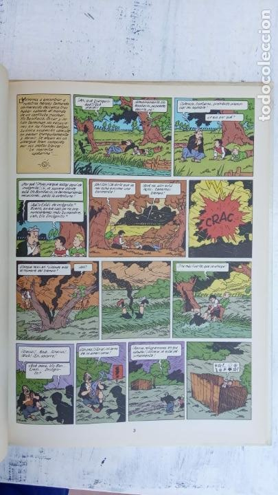 Cómics: BOB DE MOOR - LAS AVENTURAS DE OSCAR Y JULIAN NºS 1 Y 2 - NUEVOS 1ª EDICIÓN 1988 GRIJALBO - Foto 14 - 211515336