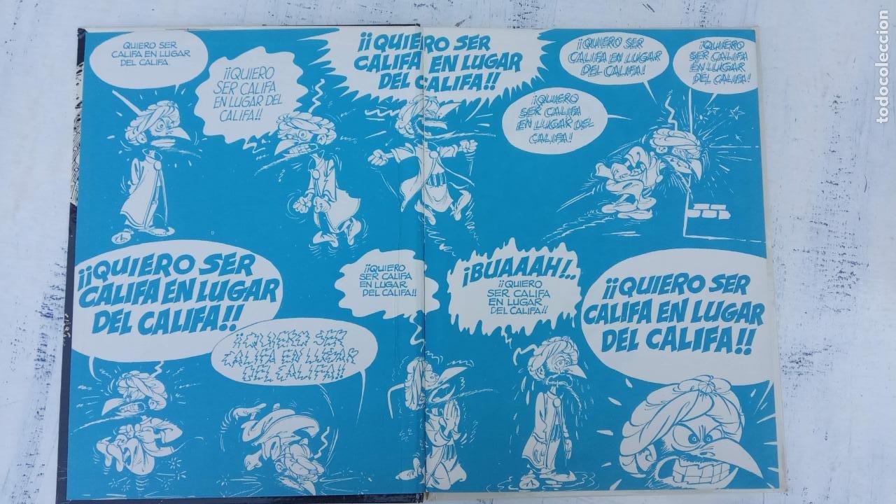 Cómics: PILOTE BRUGUERA 1971 - IZNOGUD VE LAS ESTRELLAS - LAS AVENTURAS DEL CALIFA HARUN EL PUSSHA - - Foto 5 - 211515750