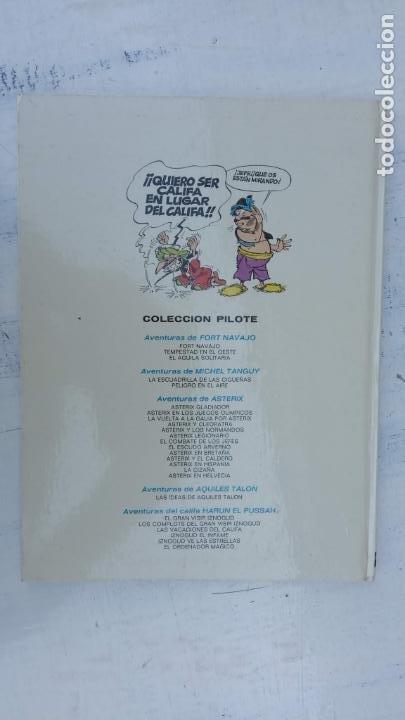 Cómics: PILOTE BRUGUERA 1971 - IZNOGUD VE LAS ESTRELLAS - LAS AVENTURAS DEL CALIFA HARUN EL PUSSHA - - Foto 13 - 211515750
