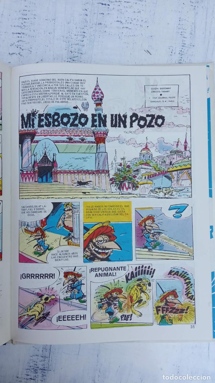 Cómics: PILOTE BRUGUERA 1971 - IZNOGUD VE LAS ESTRELLAS - LAS AVENTURAS DEL CALIFA HARUN EL PUSSHA - - Foto 14 - 211515750