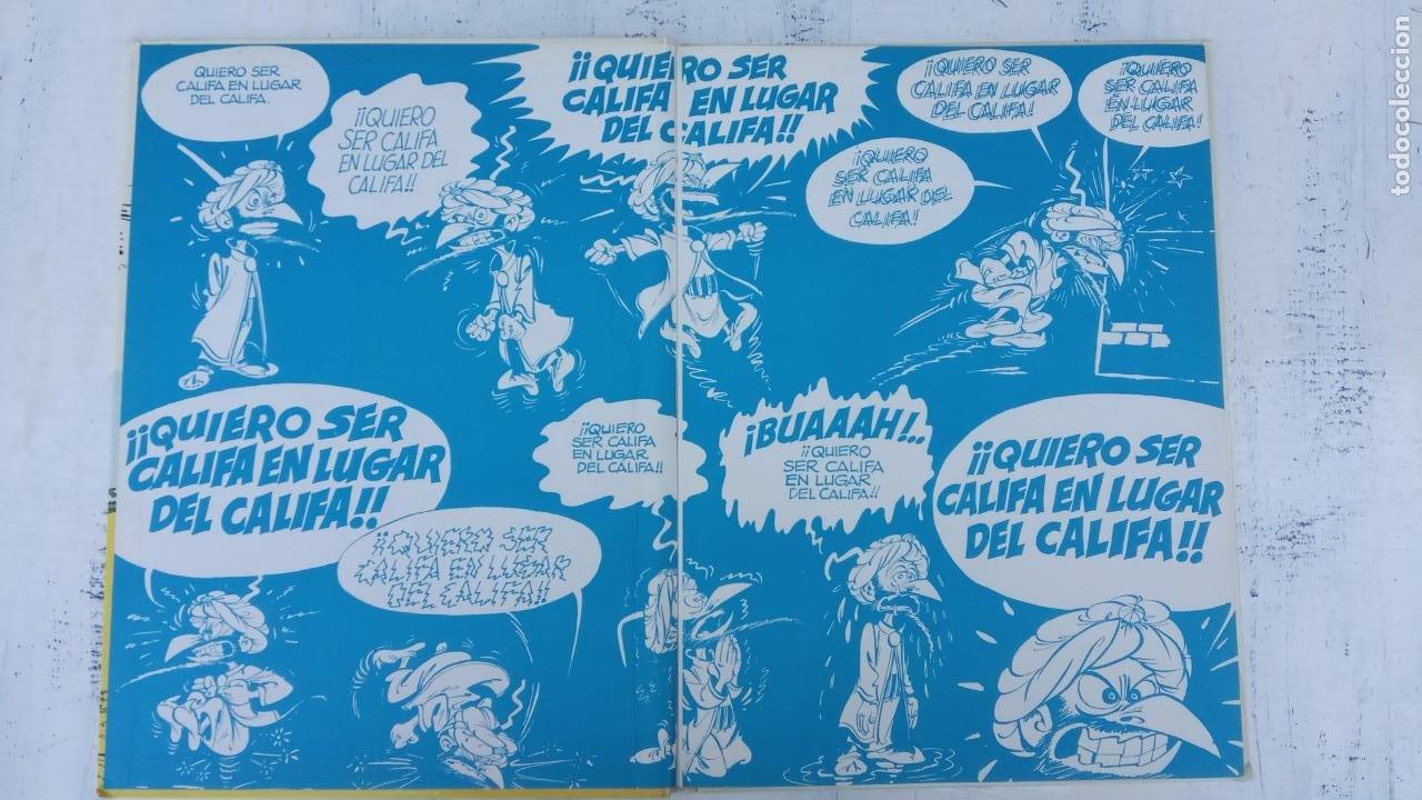Cómics: PILOTE BRUGUERA 1971 - IZNOGUD - LAS VACACIONES DEL CALIFA -LAS AVENTURAS DEL CALIFA HARUN EL PUSSAH - Foto 5 - 211516191