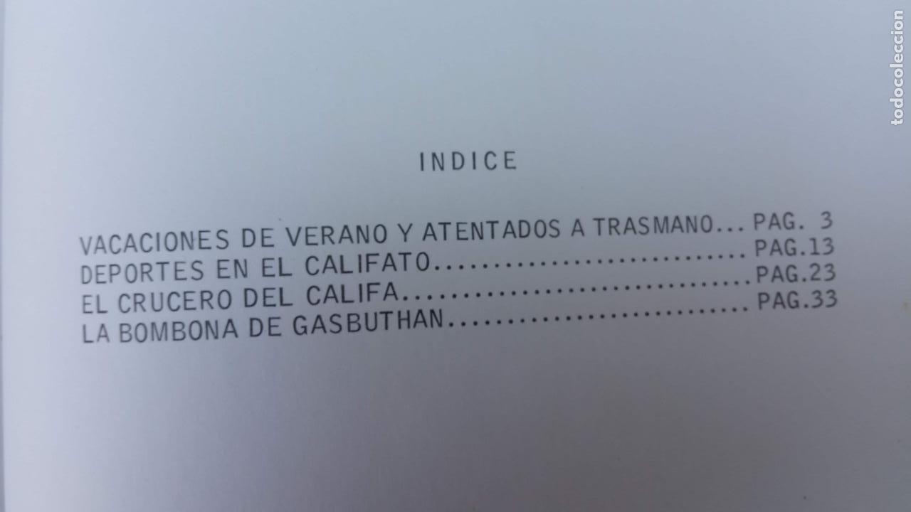 Cómics: PILOTE BRUGUERA 1971 - IZNOGUD - LAS VACACIONES DEL CALIFA -LAS AVENTURAS DEL CALIFA HARUN EL PUSSAH - Foto 9 - 211516191