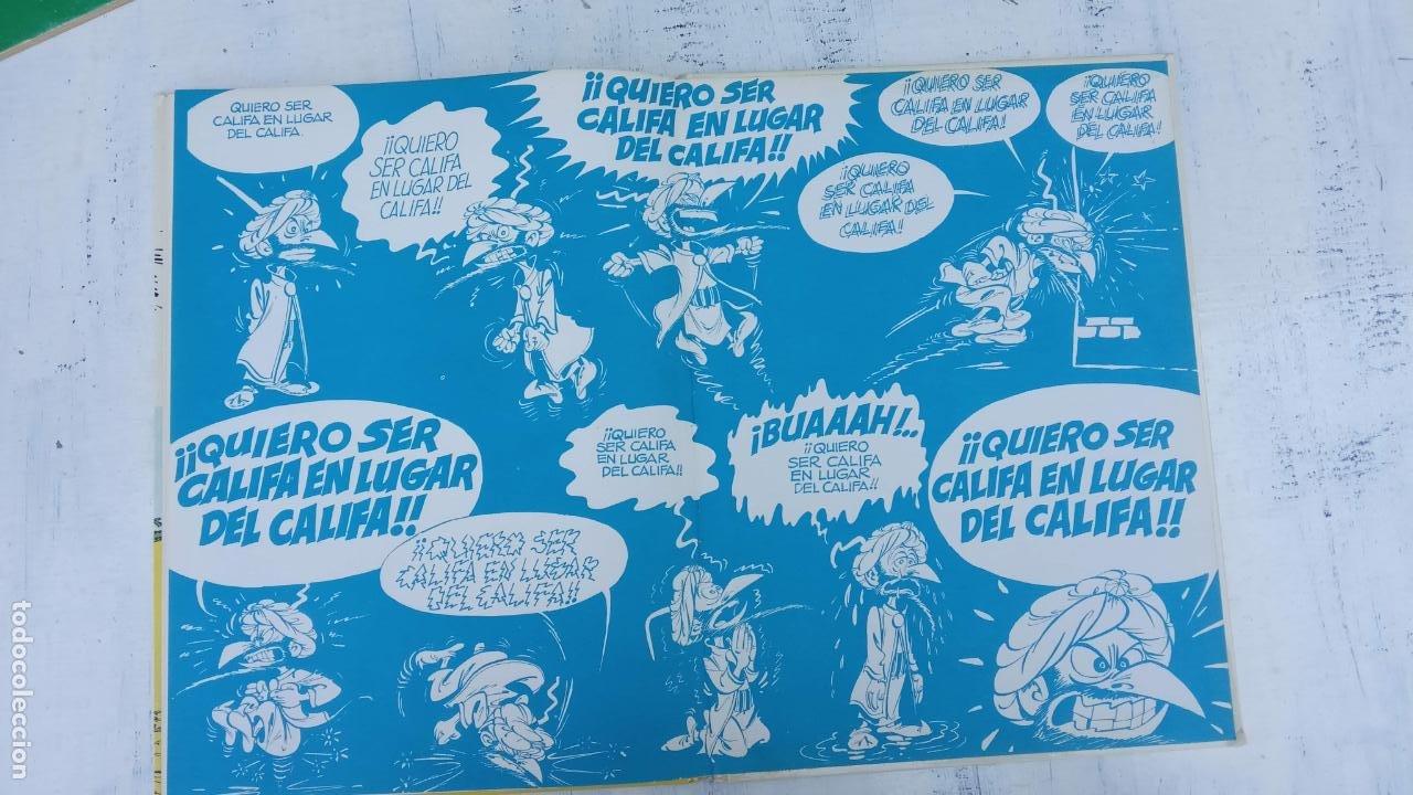 Cómics: PILOTE BRUGUERA 1971 - IZNOGUD - LAS VACACIONES DEL CALIFA -LAS AVENTURAS DEL CALIFA HARUN EL PUSSAH - Foto 10 - 211516191