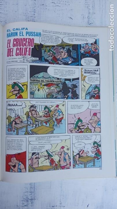 Cómics: PILOTE BRUGUERA 1971 - IZNOGUD - LAS VACACIONES DEL CALIFA -LAS AVENTURAS DEL CALIFA HARUN EL PUSSAH - Foto 11 - 211516191
