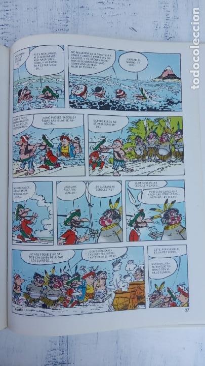 Cómics: PILOTE BRUGUERA 1971 - IZNOGUD - LAS VACACIONES DEL CALIFA -LAS AVENTURAS DEL CALIFA HARUN EL PUSSAH - Foto 12 - 211516191