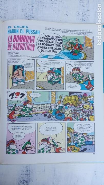 Cómics: PILOTE BRUGUERA 1971 - IZNOGUD - LAS VACACIONES DEL CALIFA -LAS AVENTURAS DEL CALIFA HARUN EL PUSSAH - Foto 13 - 211516191