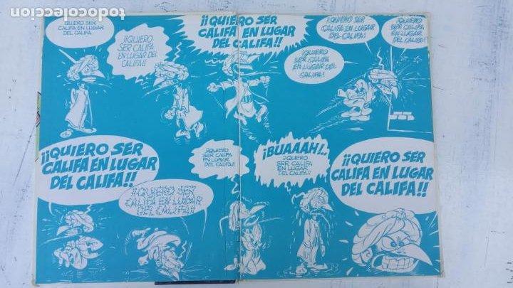 Cómics: PILOTE BRUGUERA 1971 - IZNOGUD EL INFAME - LAS AVENTURAS DEL CALIFA HARUN EL PUSSAH - TABARY - Foto 6 - 211516386