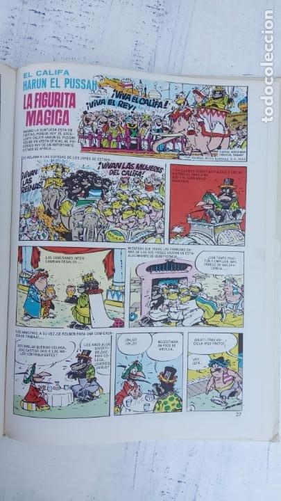 Cómics: PILOTE BRUGUERA 1971 - IZNOGUD EL INFAME - LAS AVENTURAS DEL CALIFA HARUN EL PUSSAH - TABARY - Foto 11 - 211516386