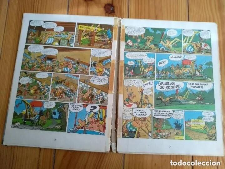 Cómics: La Vuelta a la Galia de Astérix - Colección Pilote - Ver descripción - Foto 3 - 211523774