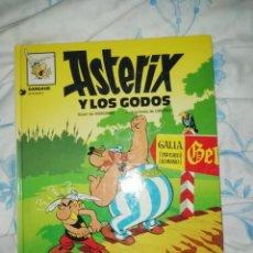 Cómics: ASTERIX Y LOS GODOS GRIJALBO DARGAUD PASTAS DURAS 1991. Lote 211575647