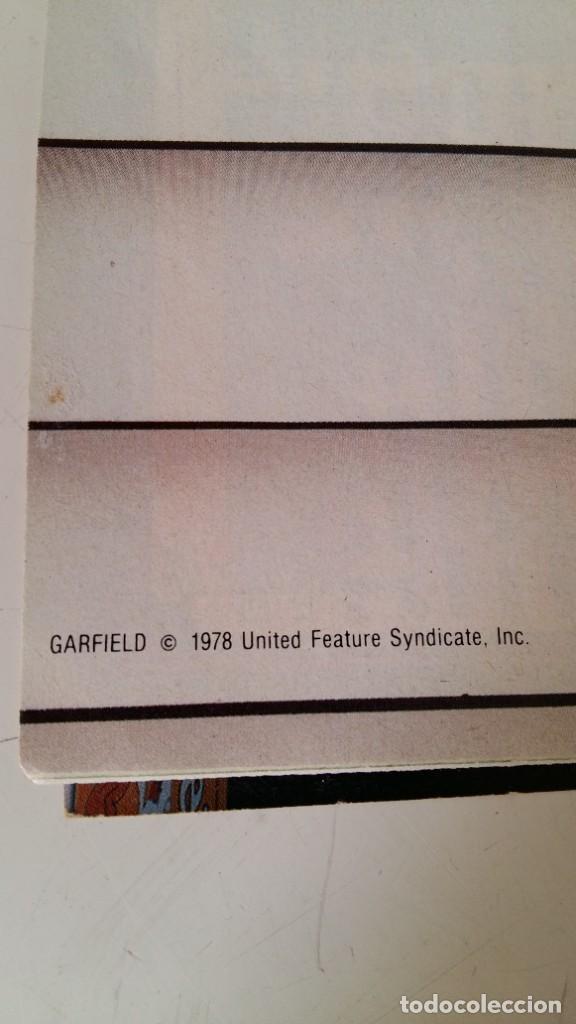 Cómics: ANTIGUO COMIC DE GARFIELD Y ODI AÑO 1978 EDC. JUIOR S.L GRIJALBO-MONDADORI ALGÚN DEFECTO VER FOTOS - Foto 2 - 211577839