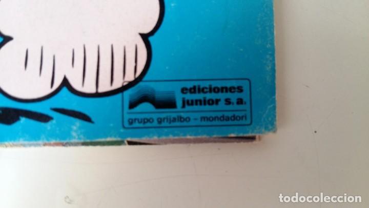 Cómics: ANTIGUO COMIC DE GARFIELD Y ODI AÑO 1978 EDC. JUIOR S.L GRIJALBO-MONDADORI ALGÚN DEFECTO VER FOTOS - Foto 8 - 211577839