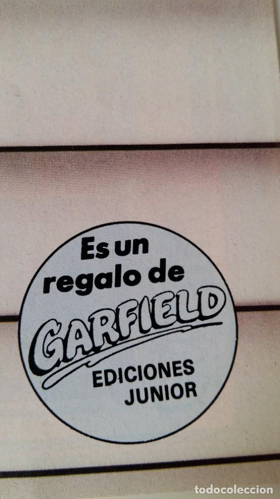 Cómics: ANTIGUO COMIC DE GARFIELD Y ODI AÑO 1978 EDC. JUIOR S.L GRIJALBO-MONDADORI ALGÚN DEFECTO VER FOTOS - Foto 14 - 211577839