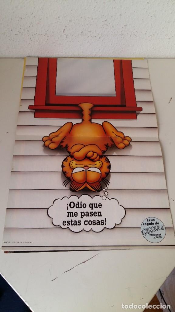Cómics: ANTIGUO COMIC DE GARFIELD Y ODI AÑO 1978 EDC. JUIOR S.L GRIJALBO-MONDADORI ALGÚN DEFECTO VER FOTOS - Foto 15 - 211577839