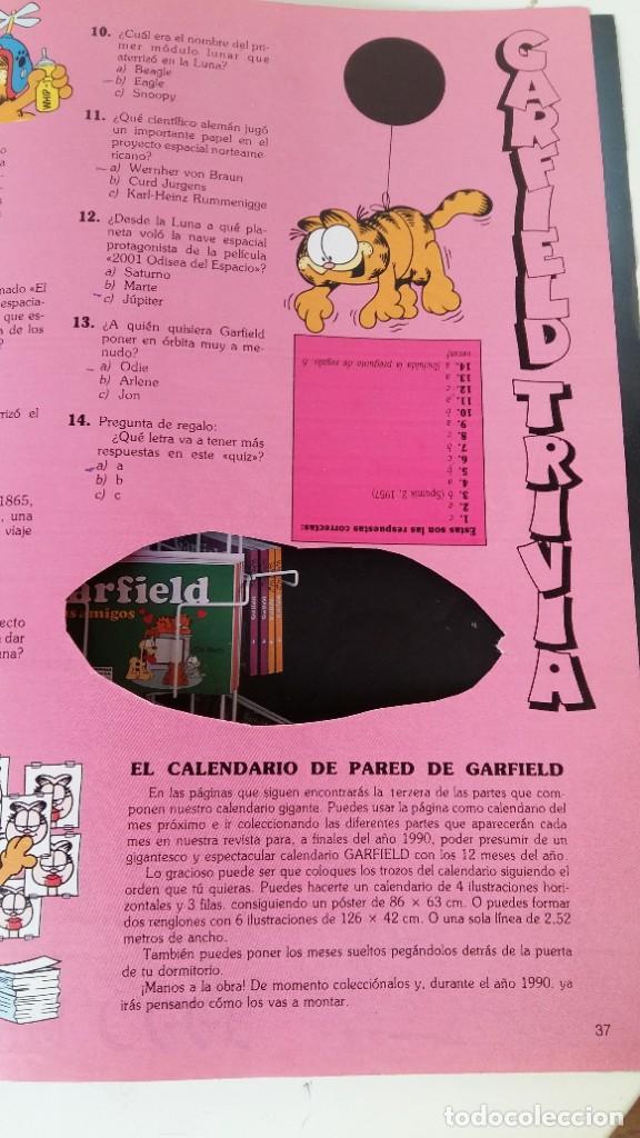 Cómics: ANTIGUO COMIC DE GARFIELD Y ODI AÑO 1978 EDC. JUIOR S.L GRIJALBO-MONDADORI ALGÚN DEFECTO VER FOTOS - Foto 17 - 211577839