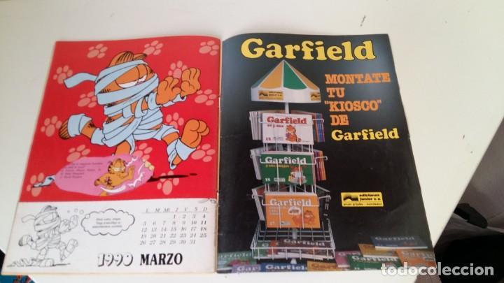 Cómics: ANTIGUO COMIC DE GARFIELD Y ODI AÑO 1978 EDC. JUIOR S.L GRIJALBO-MONDADORI ALGÚN DEFECTO VER FOTOS - Foto 19 - 211577839