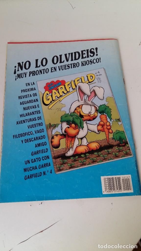 Cómics: ANTIGUO COMIC DE GARFIELD Y ODI AÑO 1978 EDC. JUIOR S.L GRIJALBO-MONDADORI ALGÚN DEFECTO VER FOTOS - Foto 20 - 211577839