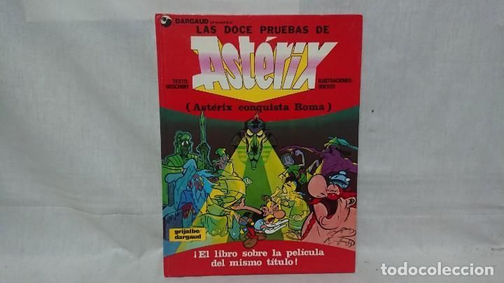 Tebeo Asterix Las Doce Pruebas De Asterix - Ast