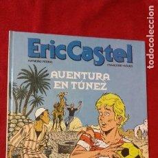 Comics : ERIC CASTEL 13 - AVENTURA EN TUNEZ - REDING & HUGUES - CARTONE. Lote 211629682