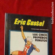 Comics : ERIC CASTEL 9 - LOS CINCO PRIMEROS MINUTOS - REDING & HUGUES - CARTONE. Lote 211629685