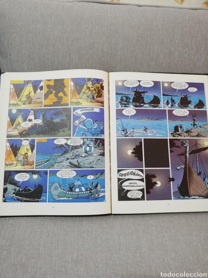 Cómics: Las aventuras de Astérix - guió de goscinny ilustraciones de uderzo - grijalbo dargaud 1984 - tomo 6 - Foto 3 - 211912155