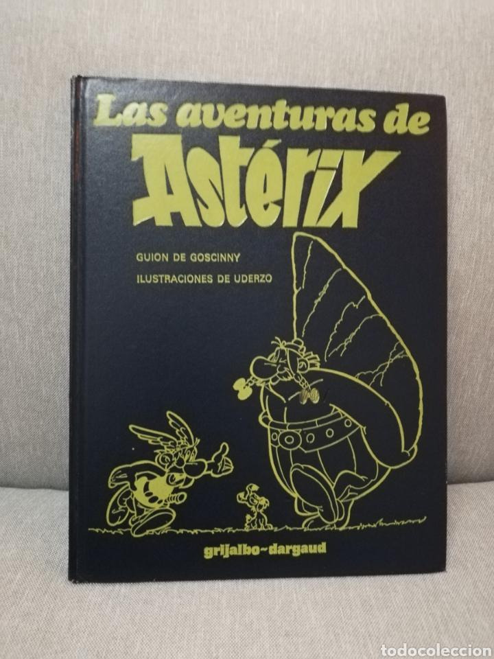 LAS AVENTURAS DE ASTÉRIX - GUIÓ DE GOSCINNY ILUSTRACIONES DE UDERZO - GRIJALBO DARGAUD 1984 - TOMO 6 (Tebeos y Comics - Grijalbo - Asterix)