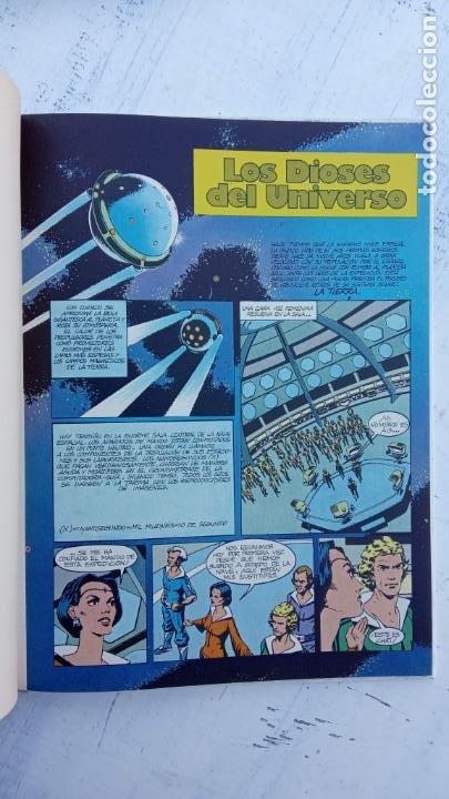 Cómics: LOS DIOSES DEL UNIVERSO Nº 1 - ATERRIZAJE EN LOS ANDES - ERICH VON DANIKEN - 1979 EDI. JUNIOR - Foto 4 - 212220872