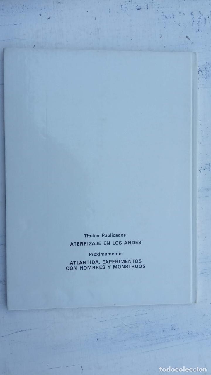 Cómics: LOS DIOSES DEL UNIVERSO Nº 1 - ATERRIZAJE EN LOS ANDES - ERICH VON DANIKEN - 1979 EDI. JUNIOR - Foto 5 - 212220872