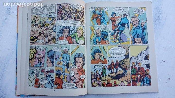 Cómics: LOS DIOSES DEL UNIVERSO Nº 1 - ATERRIZAJE EN LOS ANDES - ERICH VON DANIKEN - 1979 EDI. JUNIOR - Foto 6 - 212220872