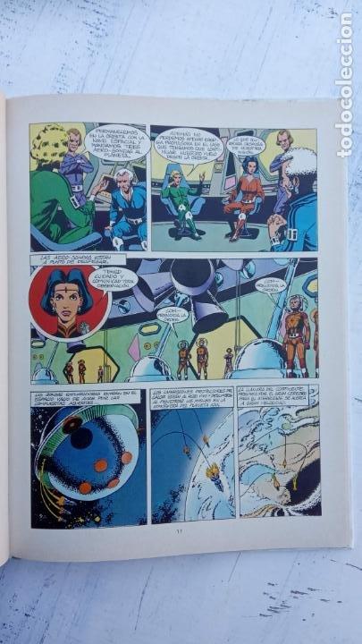 Cómics: LOS DIOSES DEL UNIVERSO Nº 1 - ATERRIZAJE EN LOS ANDES - ERICH VON DANIKEN - 1979 EDI. JUNIOR - Foto 8 - 212220872